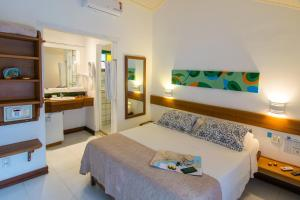 Chez Pitu Praia Hotel, Отели  Бузиус - big - 31