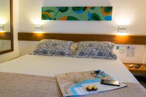 Chez Pitu Praia Hotel, Отели  Бузиус - big - 29
