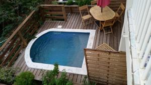 Apartment Moulins, Апартаменты  Le Moule - big - 16