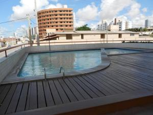 Flat Mobiliado Natal, Apartmány  Natal - big - 8