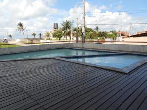 Flat Mobiliado Natal, Apartments  Natal - big - 9