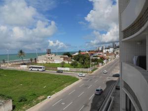 Flat Mobiliado Natal, Apartmány  Natal - big - 11