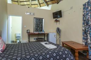 Mokorro Game Ranch and Lodge, Lodge  Chingola - big - 6