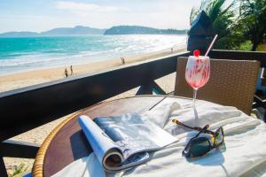 Chez Pitu Praia Hotel, Отели  Бузиус - big - 23