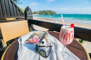 Chez Pitu Praia Hotel, Отели  Бузиус - big - 22