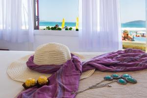 Chez Pitu Praia Hotel, Отели  Бузиус - big - 16