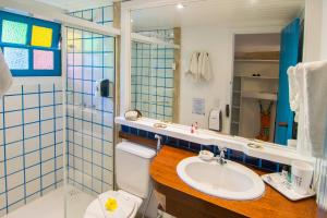 Chez Pitu Praia Hotel, Отели  Бузиус - big - 14