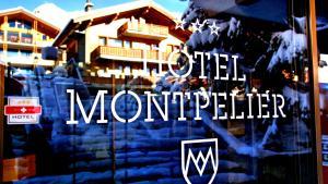 Hotel Montpelier, Hotel  Verbier - big - 72