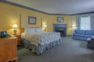 Junior Suite with Fireplace