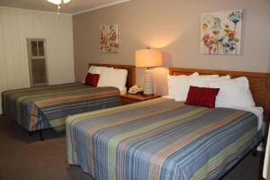Wapiti Lodge, Motelek  Durango - big - 24