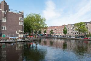 Trendy Canal Studio - Amsterdam