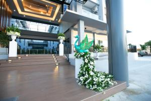 The Peak Boutique Hotel, Hotely  Nakhon Si Thammarat - big - 56
