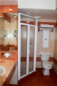 Hotel Marcella Clase Ejecutiva, Hotely  Morelia - big - 7