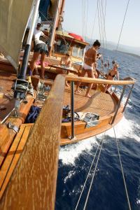 Alexandros, Boote  Agios Nikolaos - big - 10