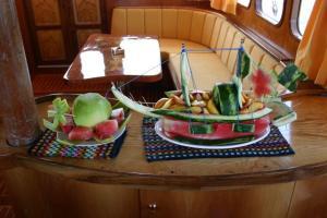 Alexandros, Boote  Agios Nikolaos - big - 13