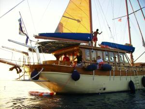 Alexandros, Boote  Agios Nikolaos - big - 14