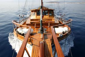 Alexandros, Boote  Agios Nikolaos - big - 17