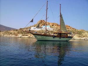 Alexandros, Boote  Agios Nikolaos - big - 18