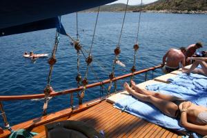 Alexandros, Boote  Agios Nikolaos - big - 20