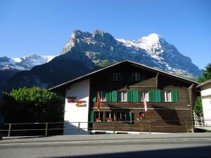 Tschuggen Apartment - No Kitchen, Appartamenti  Grindelwald - big - 1