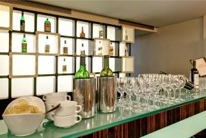 AZIMUT Hotel Olympic Moscow, Hotely  Moskva - big - 41