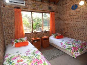 Feriehytte med 2 soveværelser