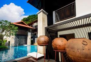 Yotaka Residence Bangkok, Szállodák  Bangkok - big - 41