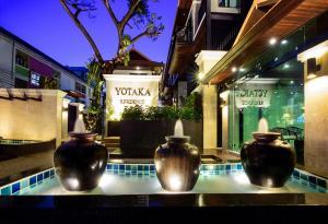 Yotaka Residence Bangkok, Szállodák  Bangkok - big - 39