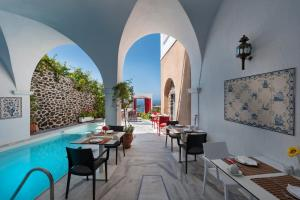 Aigialos Niche Residences & Suites, Hotels  Fira - big - 87