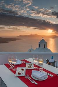 Aigialos Niche Residences & Suites, Hotels  Fira - big - 86