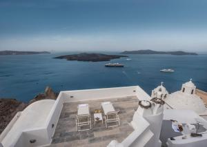Aigialos Niche Residences & Suites, Hotels  Fira - big - 80