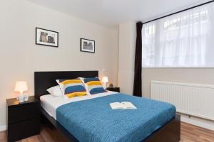 Kings Cross Superior Niké Apartment, Ferienwohnungen  London - big - 15