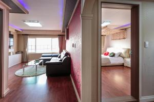 White dream Pension, Hostely  Jeju - big - 31