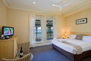 Grand Pacific Hotel & Apartments, Hotel  Lorne - big - 35