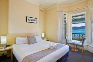 Grand Pacific Hotel & Apartments, Hotel  Lorne - big - 34