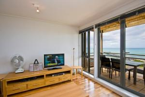 Grand Pacific Hotel & Apartments, Hotel  Lorne - big - 46