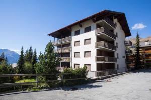 Apartment Corbassière 24, Apartmány  Verbier - big - 7