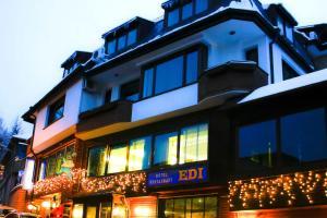 Edi Hotel, Szállodák  Szófia - big - 17