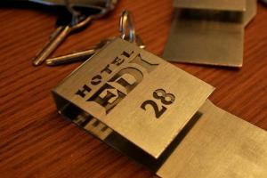 Edi Hotel, Szállodák  Szófia - big - 29