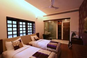 Hotel Florence, Hotely  Raipur - big - 3