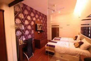 Hotel Florence, Hotely  Raipur - big - 2