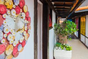 Chez Pitu Praia Hotel, Отели  Бузиус - big - 115