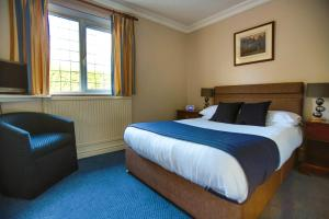Best Western Plus Oaklands Hotel, Hotely  Norwich - big - 32