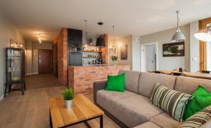 Stay-In Riverfront Lofts, Апартаменты  Гданьск - big - 9