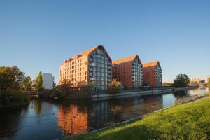 Stay-In Riverfront Lofts, Апартаменты  Гданьск - big - 12