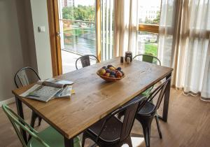 Stay-In Riverfront Lofts, Апартаменты  Гданьск - big - 64