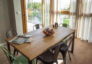 Stay-In Riverfront Lofts, Apartmány  Gdaňsk - big - 64