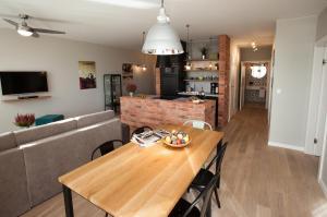 Stay-In Riverfront Lofts, Апартаменты  Гданьск - big - 2