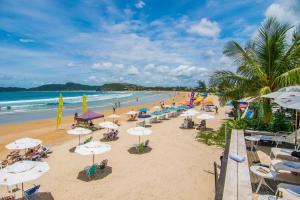 Chez Pitu Praia Hotel, Отели  Бузиус - big - 82