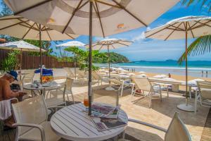 Chez Pitu Praia Hotel, Отели  Бузиус - big - 116